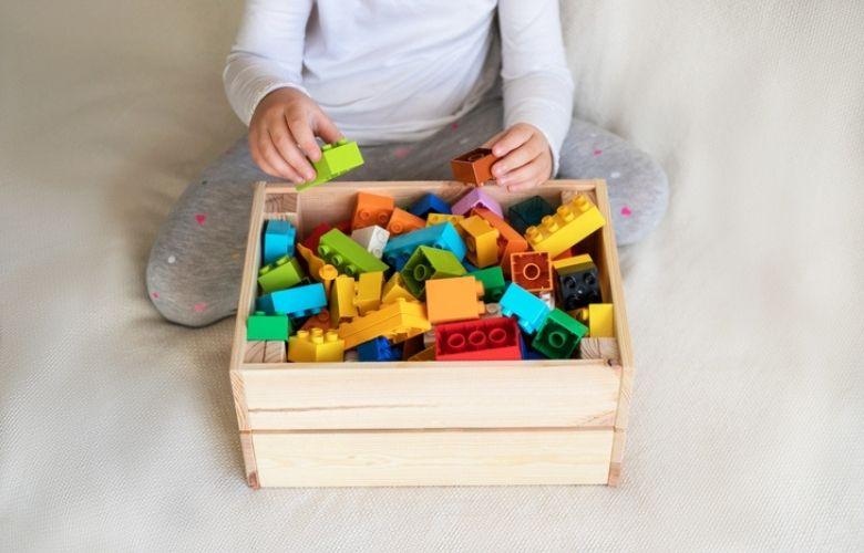 Organizador de Brinquedos | westwing.com.br