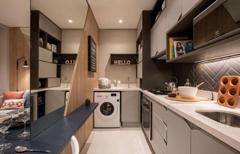 Cozinhas e Áreas de Serviço Integradas | westwing.com.br
