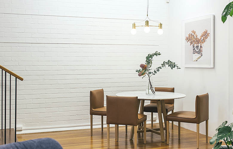 Mesa de Madeira com 4 Cadeiras | westwing.com.br