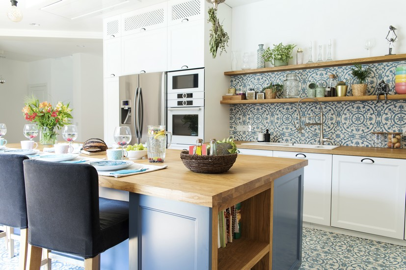 Papel Contact na Cozinha | westwing.com.br