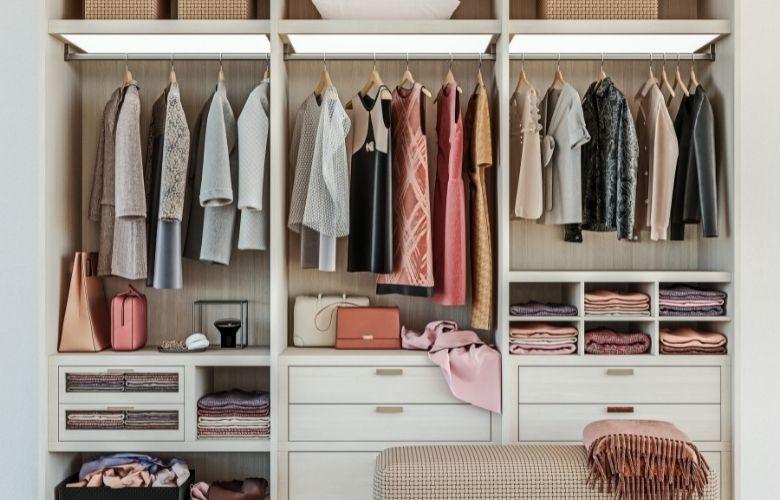Decoração de Closet | westwing.com.br