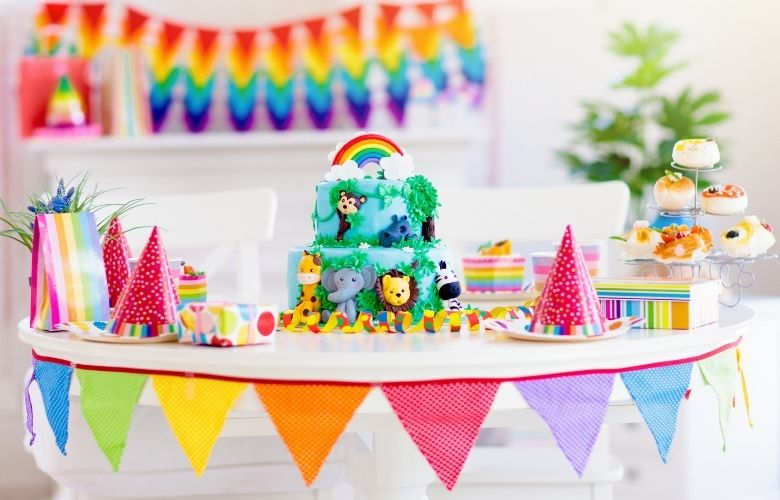 Decoração de Festa Infantil   westwing.com.br