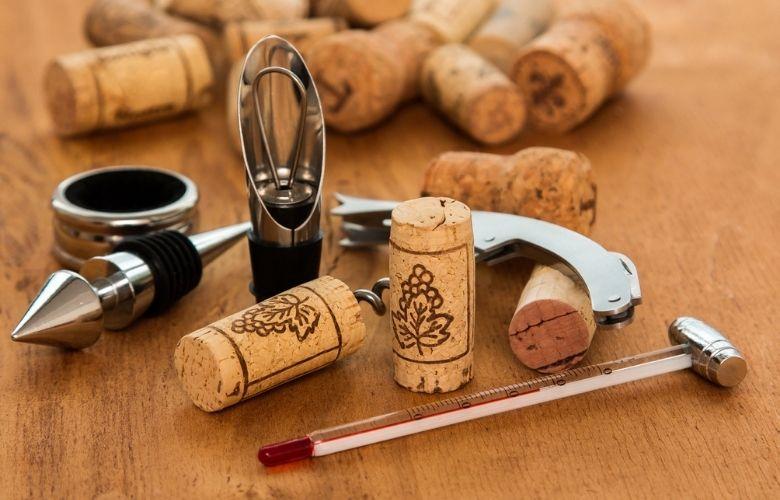 Conjunto para Vinho   westwing.com.br