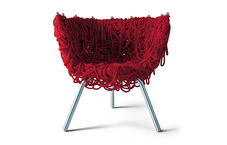 Cadeira Vermelha   westwing.com.br