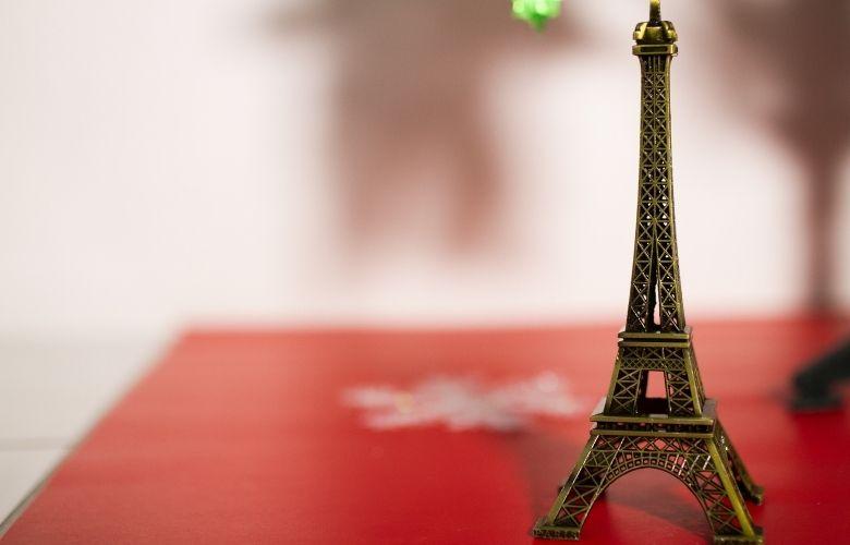 Torre Eiffel Miniatura | westwing.com.br