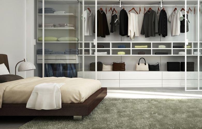 Closet Aberto | westwing.com.br