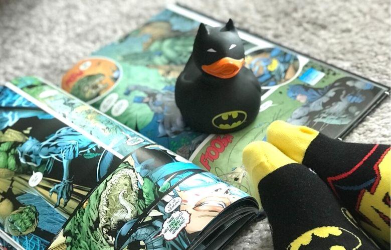 Decoração Batman | westwing.com.br