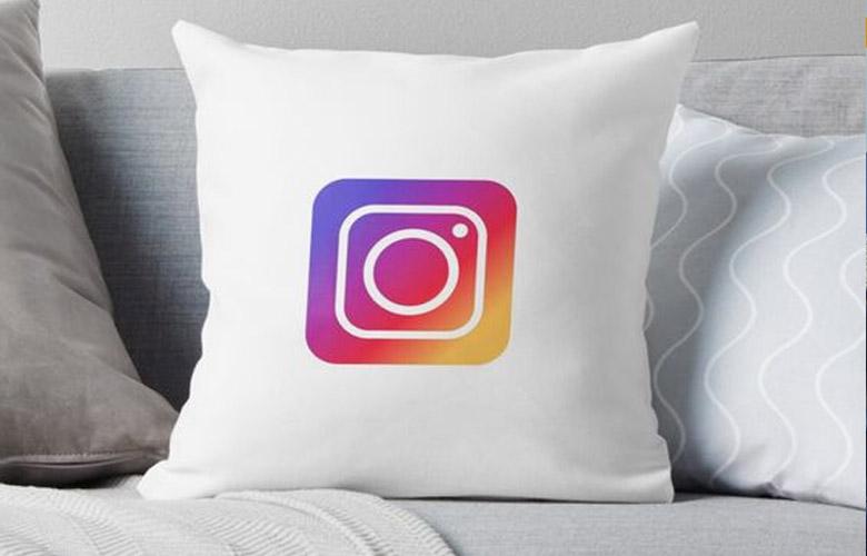 Almofada Instagram | westwing.com.br
