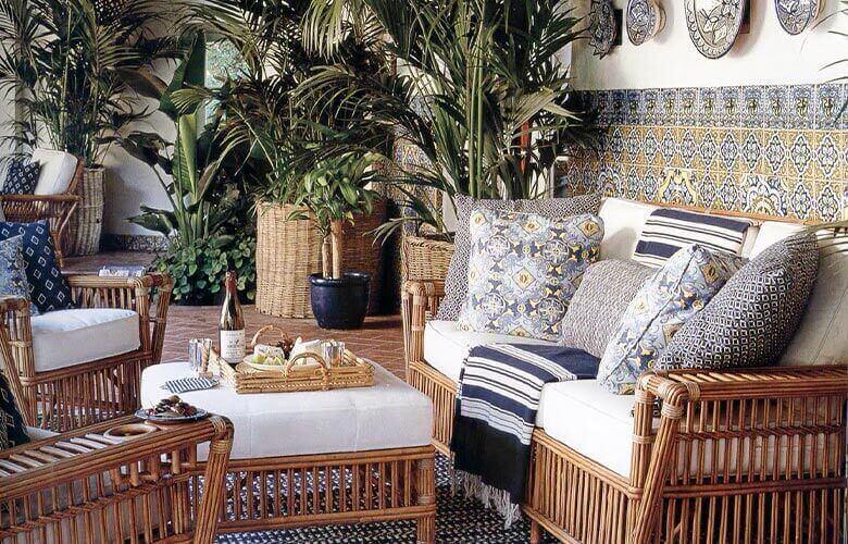 Varanda Estilo Colonial | westwing.com.br