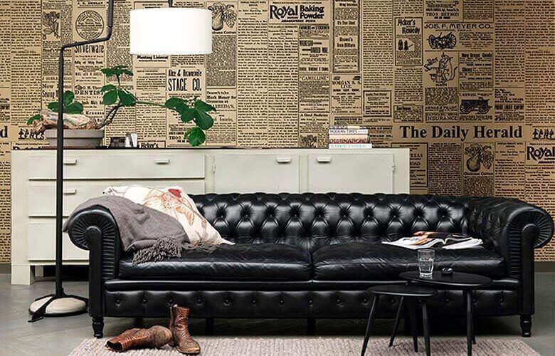 Decoração com Jornal | westwing.com.br