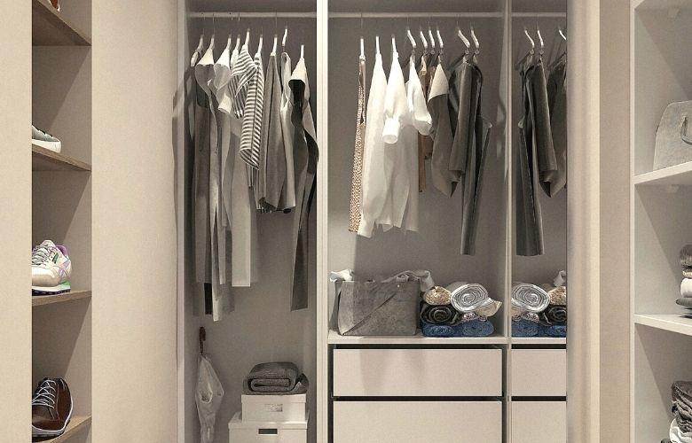 Closet em MDF | westwing.com.br