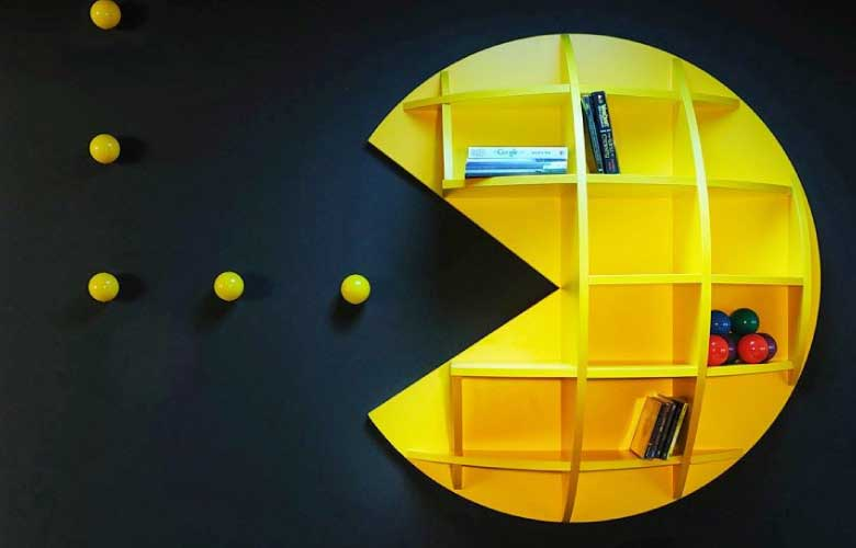Estante Pacman | westwing.com.br