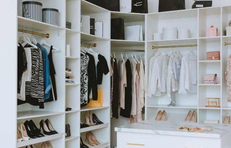 Closet de Canto | westwing.com.br