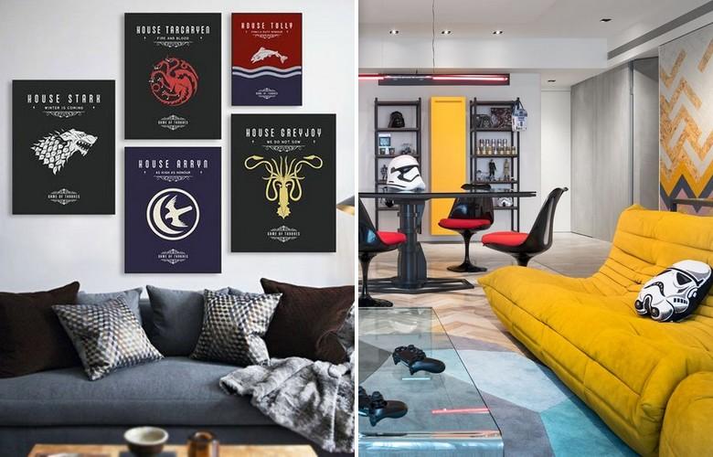 Sala Geek | westwing.com.br