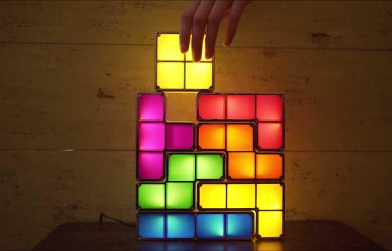 Luminária Tetris | westwing.com.br