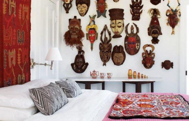 Máscaras Africanas   westwing.com.br