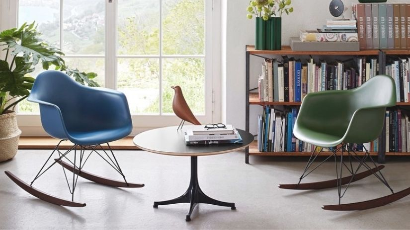 Charles e Ray Eames | westwing.com.br