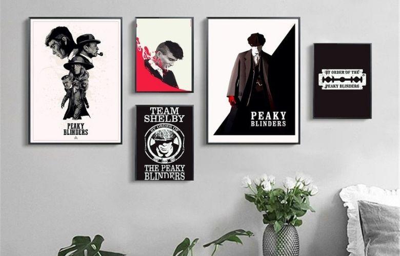 Decoração com Pôsteres de Filmes   westwing.com.br