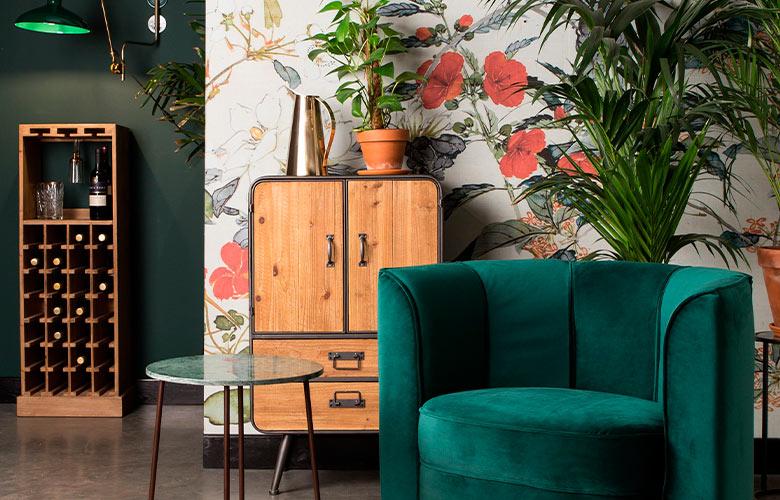Sala de Estar Vintage | westwing.com.br