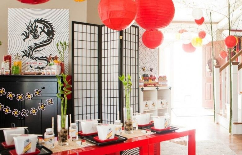 Decoração de Festa Chinesa | westwing.com.br
