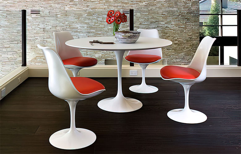 Cadeira Saarinen   westwing.com.br