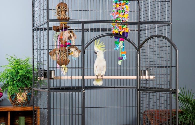 Viveiro de Pássaros | westwing.com.br