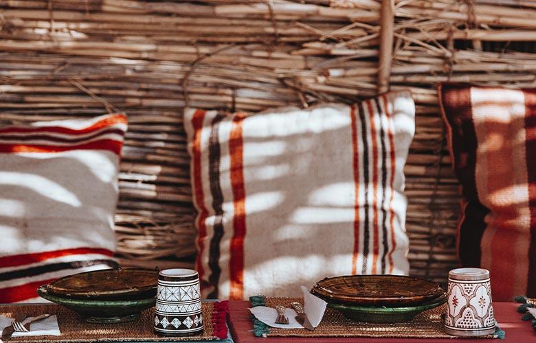 Almofadas Listradas   westwing.com.br