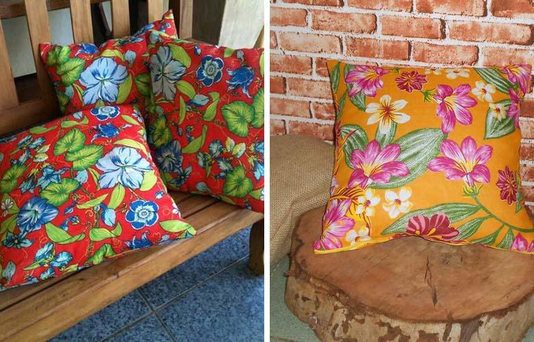 Almofadas de Chita   westwing.com.br