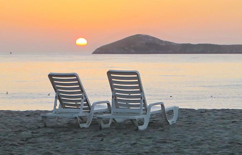Cadeira de Praia de Plástico | westwing.com.br