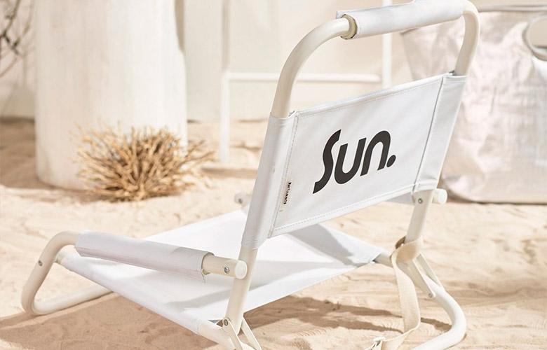 Cadeira de Praia de Alumínio | westwing.com.br
