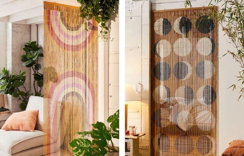 Cortina de Bambu   westwing.com.br
