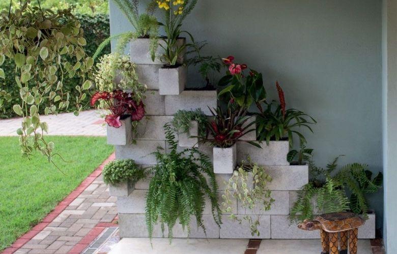 Floreira de Cimento | westwing.com.br