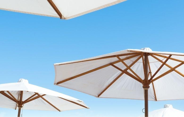Guarda-Sol de Madeira   westwing.com.br