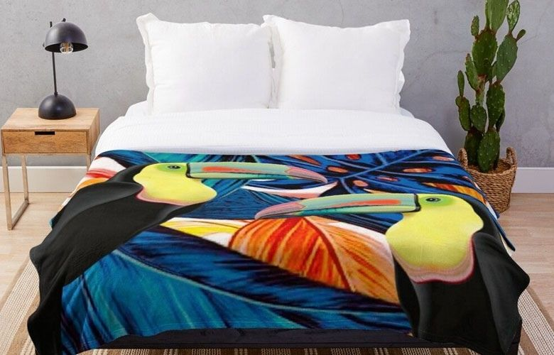 Cobertor Diferente   westwing.com.br