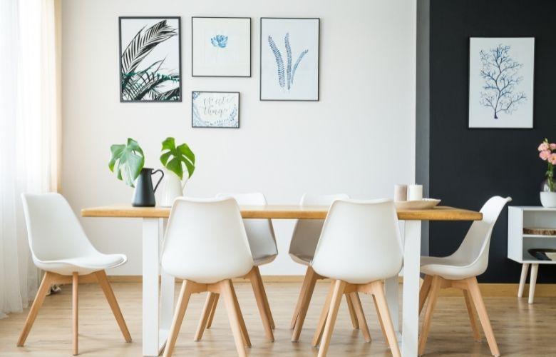 Conjunto de Mesa com 6 Cadeiras | westwing.com.br