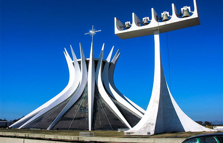 Catedral de Brasília | westwing.com.br