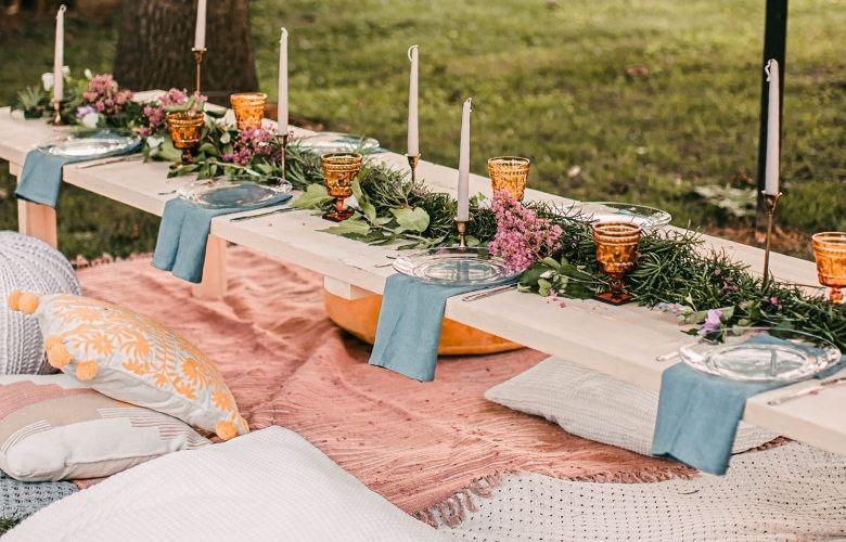 Casamento Boho Hippie | westwing.com.br