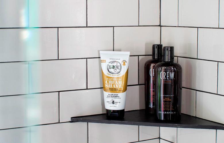 Porta-shampoo de Canto   westwing.com.br