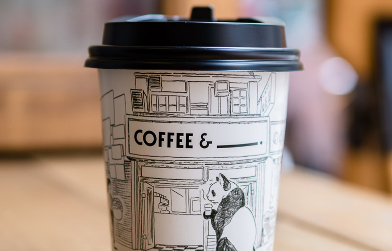 Copo Térmico para Café   westwing.com.br