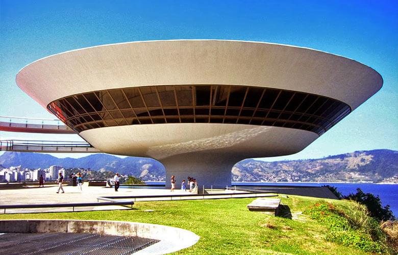 Museu de Arte Contemporânea de Niterói   westwing.com.br
