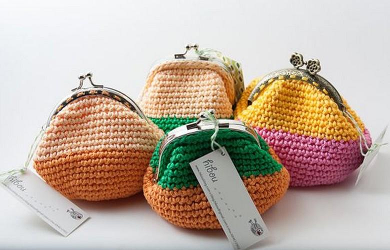 Porta-Moedas de Crochê   westwing.com.br