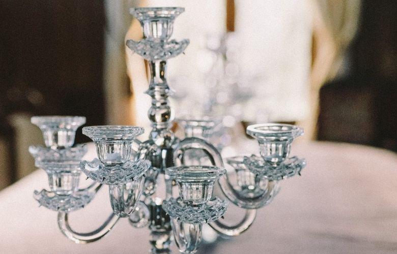 Castiçal de Cristal | westwing.com.br