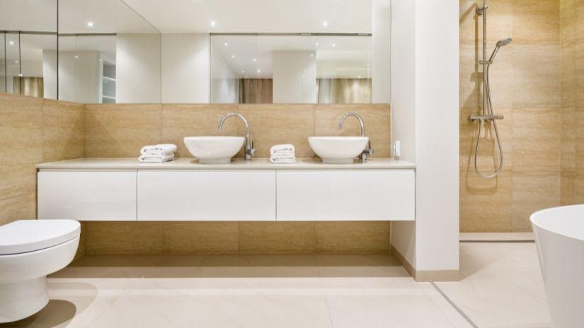 Porcelanato para Banheiro   westwing.com.br