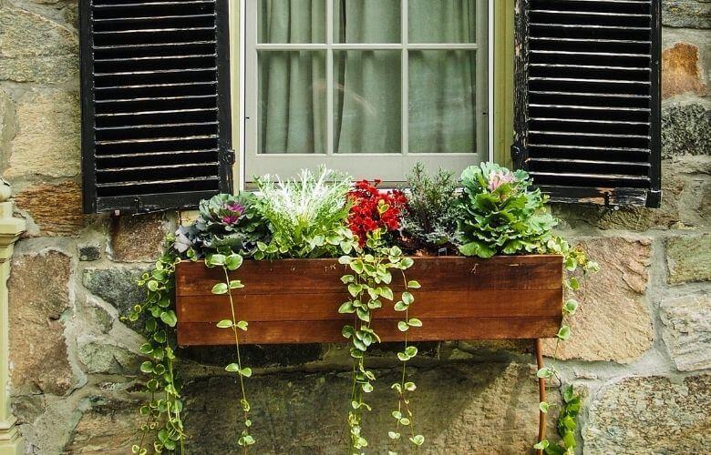 Floreira em MDF | westwing.com.br