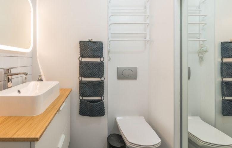 Banheiro Pequeno de Apartamento | westwing.com.br