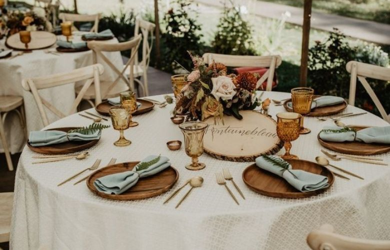 Anel de Guardanapo para Casamento | westwing.com.br