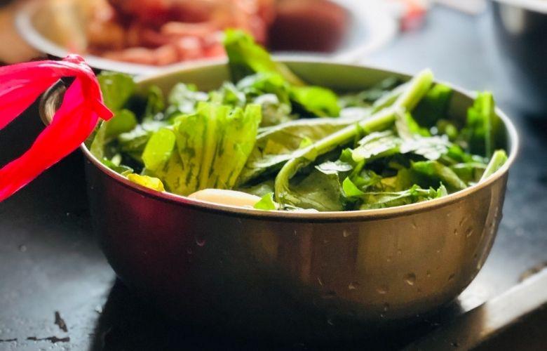 Saladeira de Inox | westwing.com.br