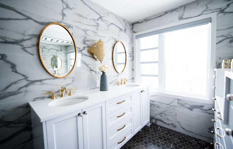 Banheiro Pequeno de Luxo | westwing.com.br