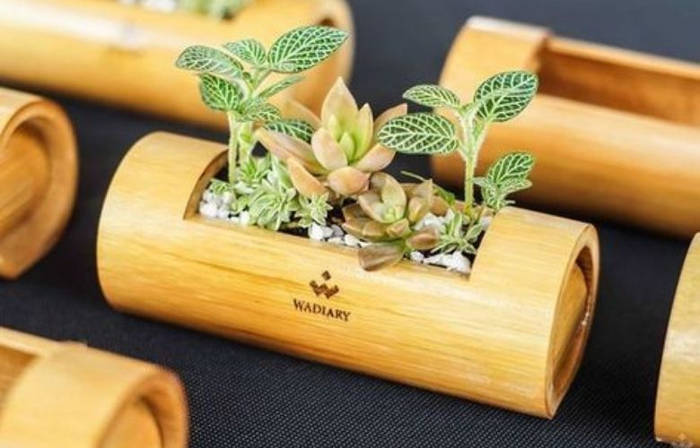Cachepot de Bambu | westwing.com.br