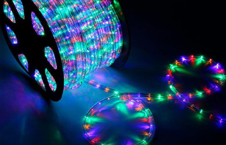 Mangueira Luminosa de Natal   westwing.com.br